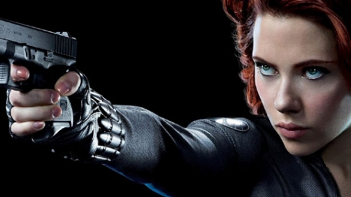 Scarlett Johansson on 'The Avengers: The Age of Ultron' Script