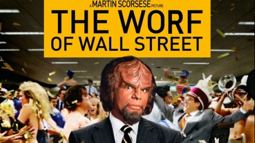 The Worf of Wall Street (I am NOT a Merry Man!)