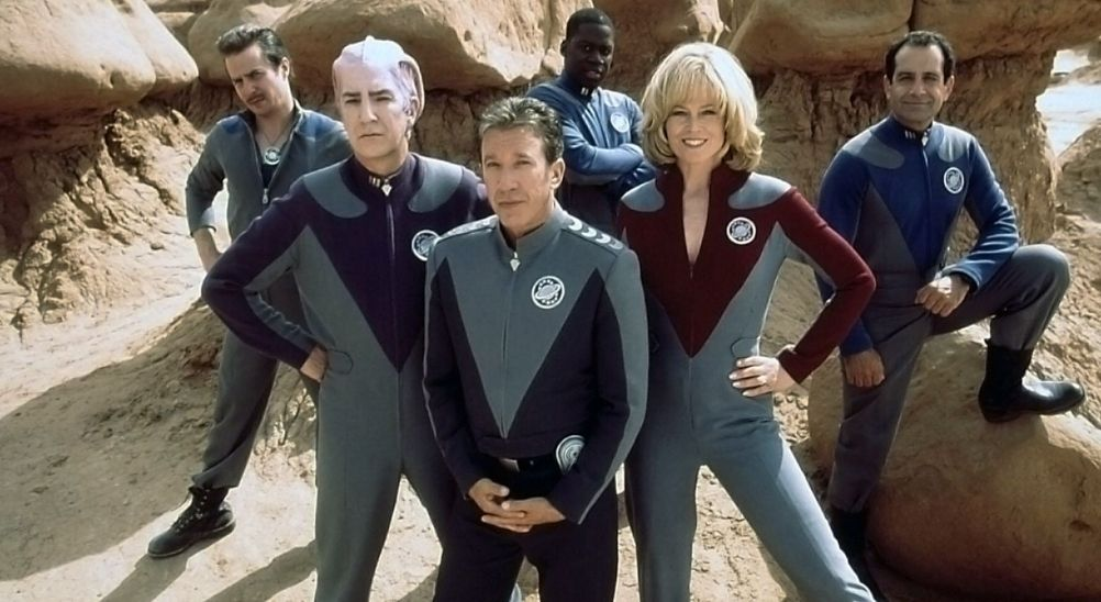 Galaxy Quest — Review