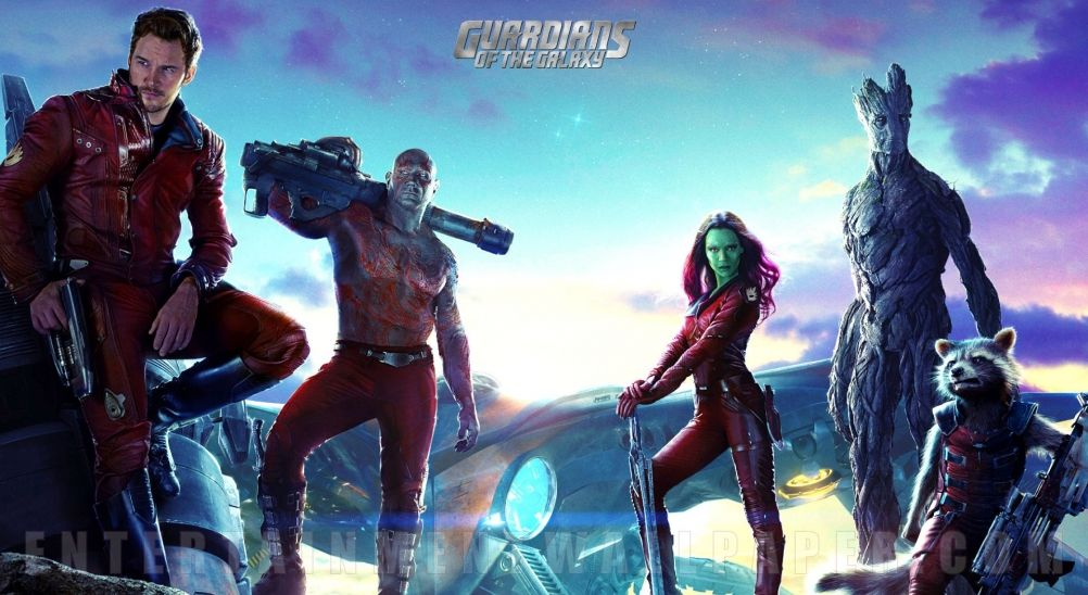 Guardians of the Galaxy — Review