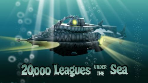 Sony Acquires 'Captain Nemo' Script
