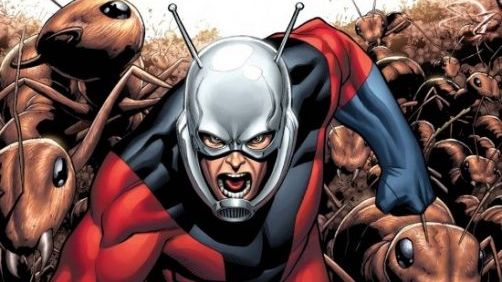 Edgar Wright Leaves 'Ant-Man'