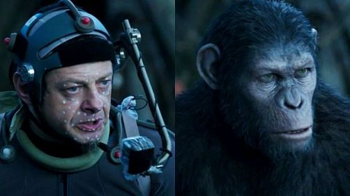 Andy Serkis Mocap Video for 'Dawn of the Planet of the Apes'