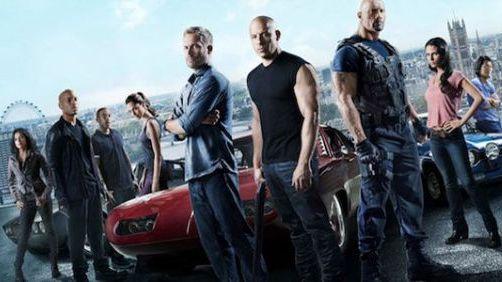 'Fast & Furious 7' Trailer