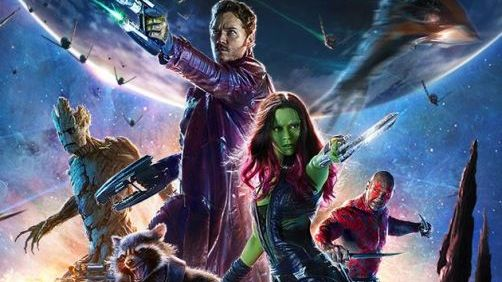 "Two 'Guardians of the Galaxy' TV Spots — ""Nothing goes over my head… I would catch it"""