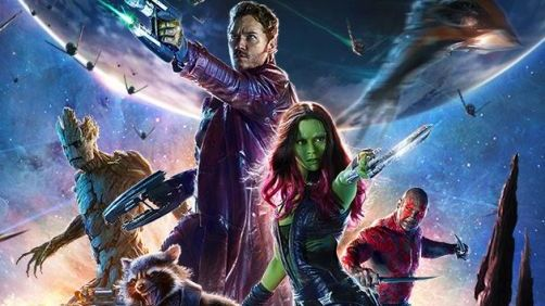 'Guardians of the Galaxy' — Five Minutes From The Film