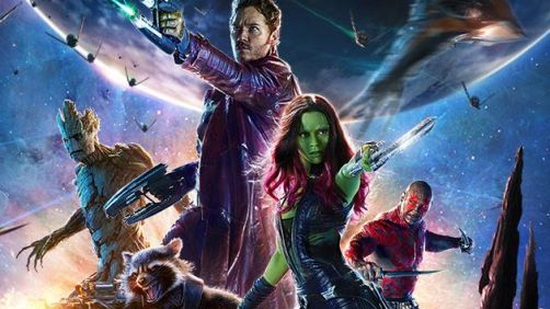 James Gunn is Talking About a 'Guardians of the Galaxy' Trilogy