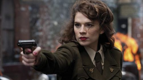 Hayley Atwell To Return for 'The Avengers: Age of Ultron'