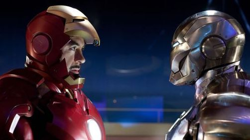 Robert Downey Jr. Open To More 'Iron Man'