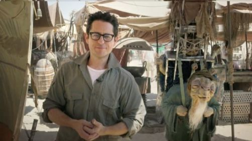 'Star Wars: Force For Change' — A Message from JJ Abrams in Abu Dhabi And Look At Star Wars Set!