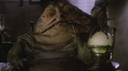 'The Guts of Jaba' Documentary (slimy piece of worm-ridden filth!)