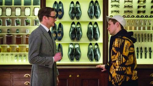 'Kingsman: The Secret Service' Trailer 2
