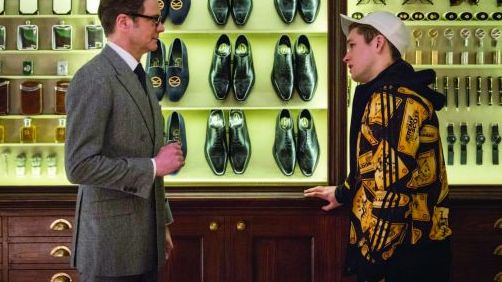 'Kingsman: The Secret Service' International Trailer