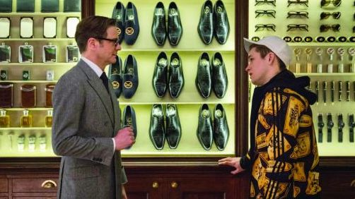 'Kingsman: The Secret Service' Red Band Trailer