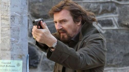Liam Neeson in 'A Walk Among The Tombstones' Trailer