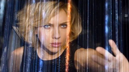 First Clip From Lucy — She Seems a Bit Violent and Cold
