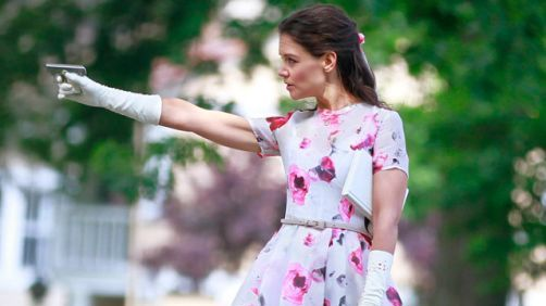 'Miss Medows' Trailer Starring Katie Holmes