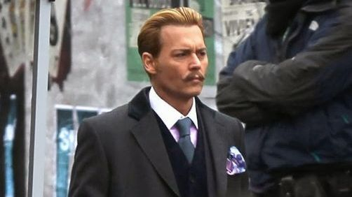 'Mortdecai' Trailer — Johnny Depp as a Suave and Sophisticated Idiot