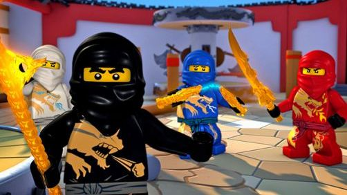 'Lego Movie' Spinoff 'Ninjago' Set for Sept. 23, 2016
