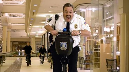 'Paul Blart: Mall Cop 2' Trailer 2