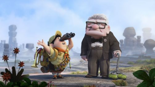 What if Michael Bay Directed 'Up' — Well Here's the Trailer