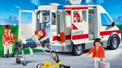 Playmobil Has Its Own Toy Movie Coming in 2017