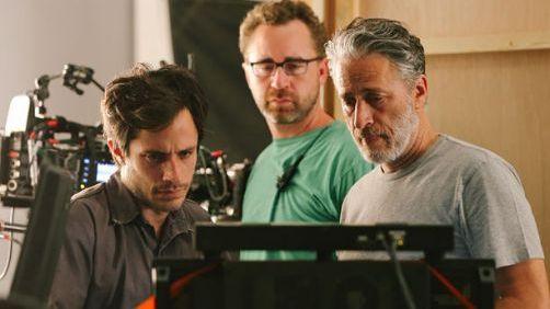 Jon Stewart Talks About 'Rosewater'