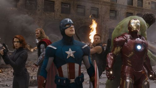 Russo Brothers May Direct 'Avengers: Infinity War'