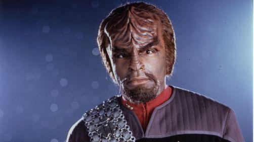 Michael Dorn Talks 'Captain Worf' Series
