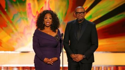 'The Shack' Will Star Oprah, Forrest Whitaker, and Idris Elba