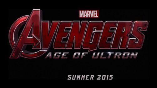 'Avengers 2' Ultron and Broken Cap Shield.
