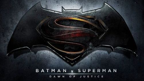 'Batman V Superman: Dawn of Justice' Title And Logo Revealed