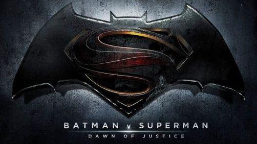 'Batman V Superman: Dawn of Justice' Title And Logo Revealed