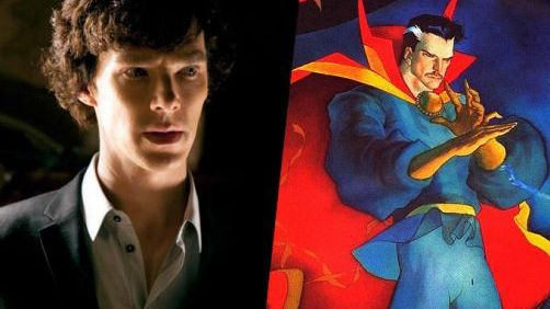 Benedict Cumberbatch Rumored (heavily) to Play Dr. Strange for Marvel
