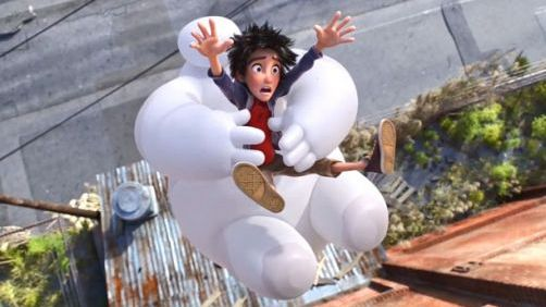 Early Buzz Says 'Big Hero 6' Is Another Winner From Disney Animation