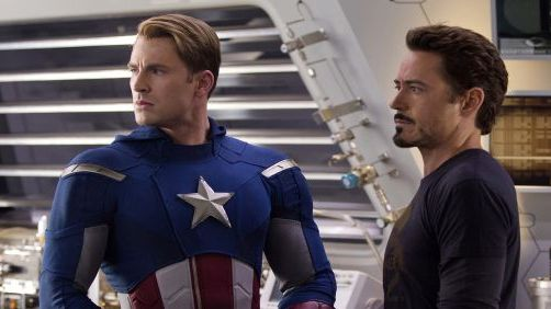 Robert Downey Jr. Joins 'Captain America 3'