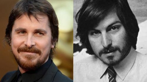 Christian Bale… Bails… (I know, and I'm sorry) on Danny Boyle's 'Steve Jobs' Film