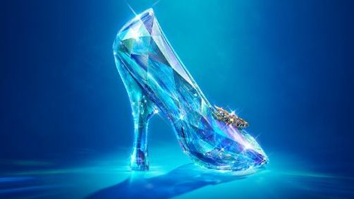 This is a Movie About A Glass Slipper