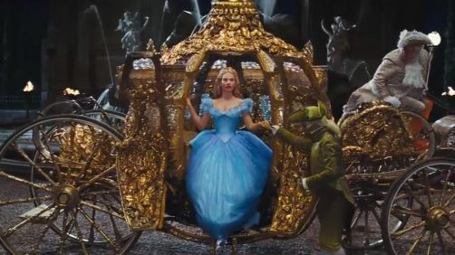 """Midnight Changes Everything"" — New 'Cinderella' Trailer"