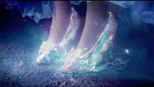 Disney's Live Action 'Cinderella' Trailer