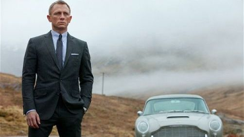 Next 'Bond' Film Titled 'Spectre'