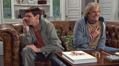 'Dumb & Dumber To' Taken No. 1 Domestic Box Office Spot