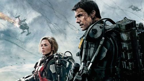 The Practical Effects Abound in 'Edge of Tomorrow' Behind the Scenes
