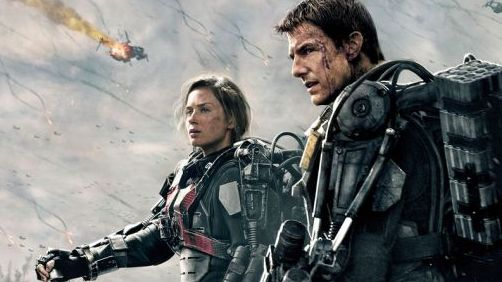 Four Clips from 'Edge of Tomorrow'