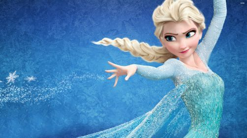 Elsa now most popular baby name of 2014. No, really!