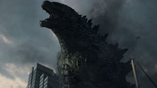 Our Best Look at 'Godzilla' Yet
