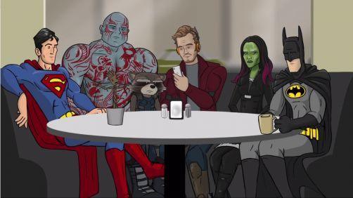 How 'Guardians of the Galaxy' Should Have Ended