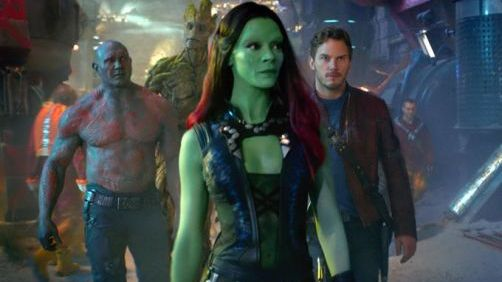 'Guardians of the Galaxy' Pushes Disney over the $1B Mark This Year