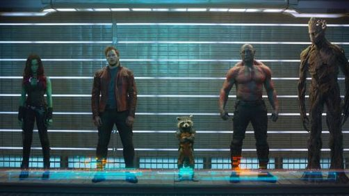 'Guardians of the Galaxy' Rules The Labor Day Box Office