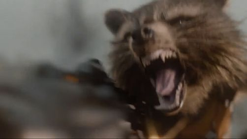 'Guardians of the Galaxy' Number One Again This Weekend